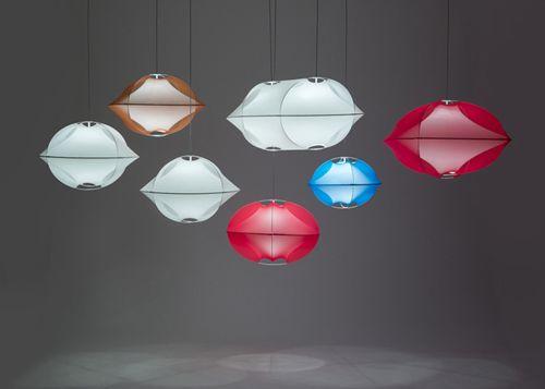 lamparas tenda lamp diseñador bejamin hurbert