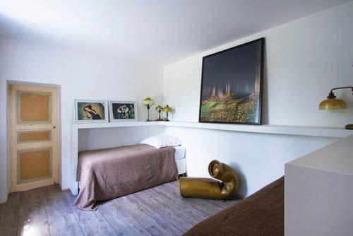 dormitorio granero recovertido borgoña francia