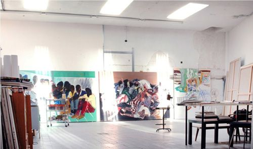 Open Studio abre los lugares de trabajo de más de 70 artistas