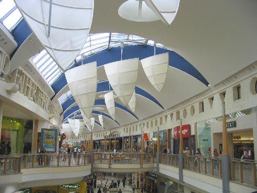 centro comercial lujo bluewater mall