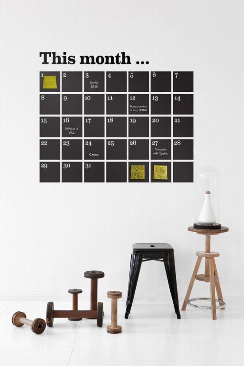 calendario vinilo ferm