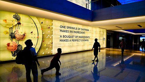 centro comercial lujo ion orchard singapur