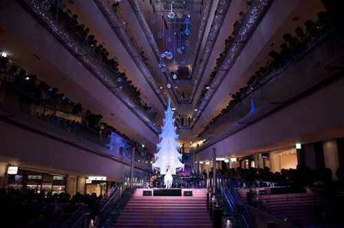 centro comercial lujo omotesando hills japon