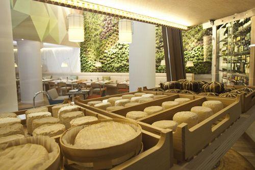 restaurante queso madrid