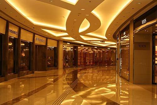 centro comercial lujo south coast plaza