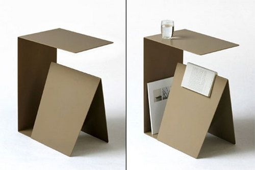 yanko design stephane de sousa mesita de noche geometrica