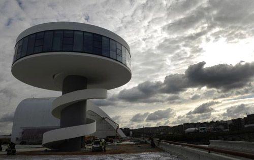 Última despedida a Oscar Niemeyer