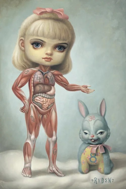 inside sue mark ryden