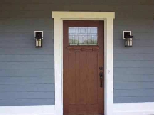 puerta cristal forma houzz.com