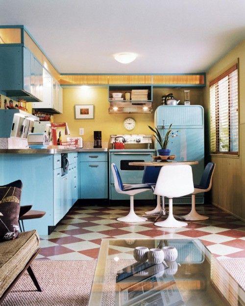 cocina estilo kitsch pinterest