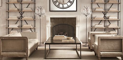 deconstructer shelter collection restoration hardware