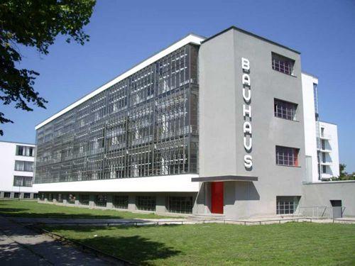 edificio bauhaus dessau
