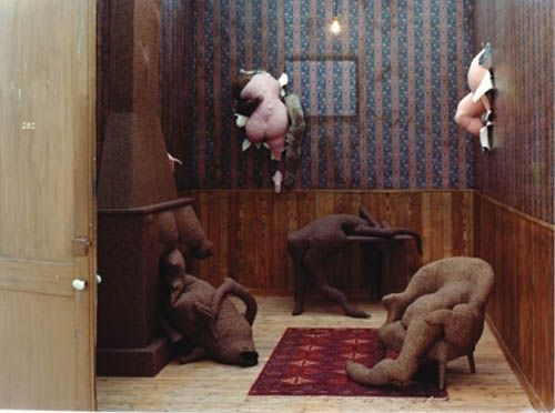 esculturas hotel du pavot chambre 202 dorothea tanning