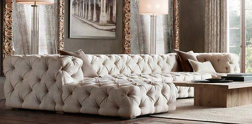 sofa capitone modulo