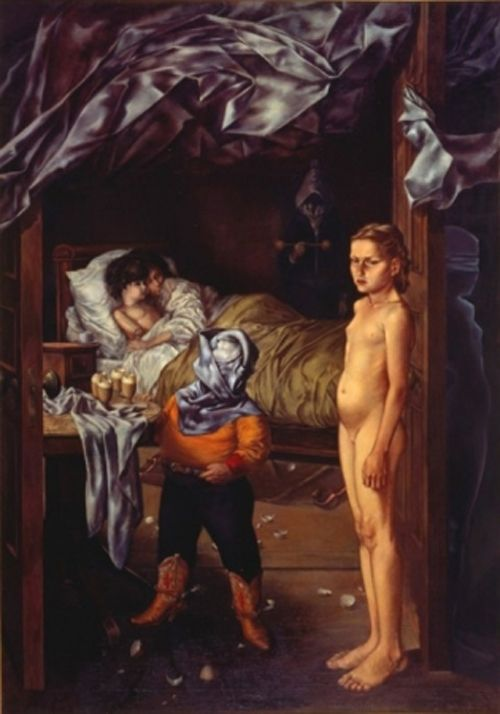 the guest room dorothea tanning