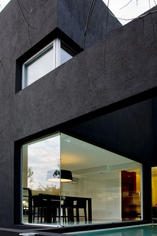casa negra moderna thefabweb.com