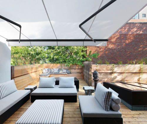muebles salon exterior terraza martine brisson