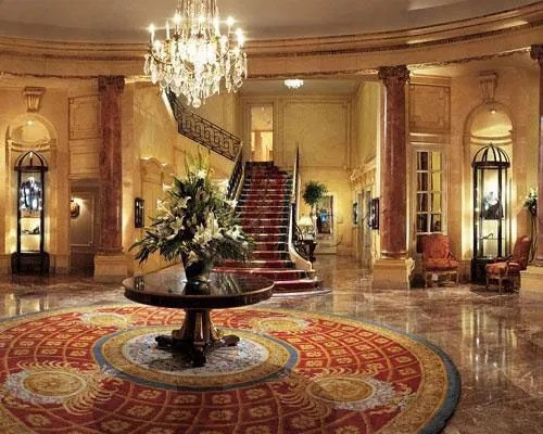 hall escaleras hotel ritz madrid bodaclick.com