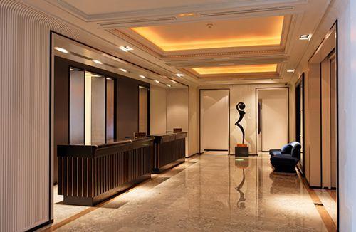 pasillo habitaciones hotel villa magna madrid atrapalo.com