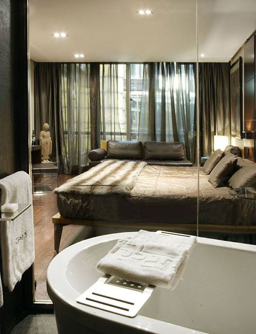 suite hotel urban madrid