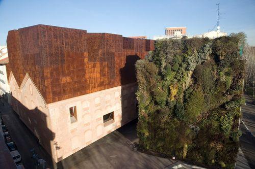 CaixaForum en Madrid y Barcelona