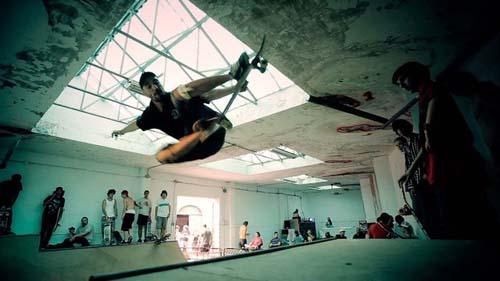 deportes patinaje madrid