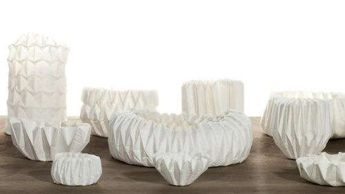 porcelana papel