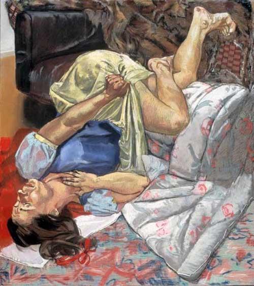 Paula Rego y su arte satírico