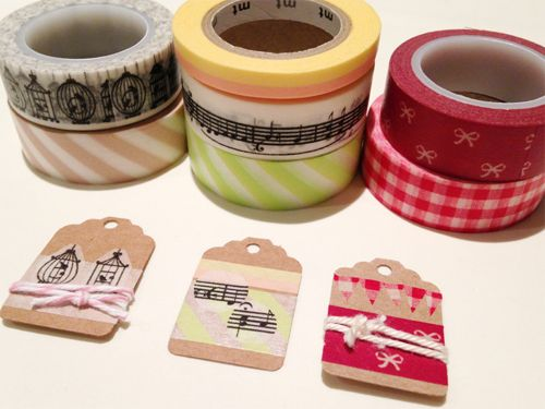 washi tape manualidades scrap