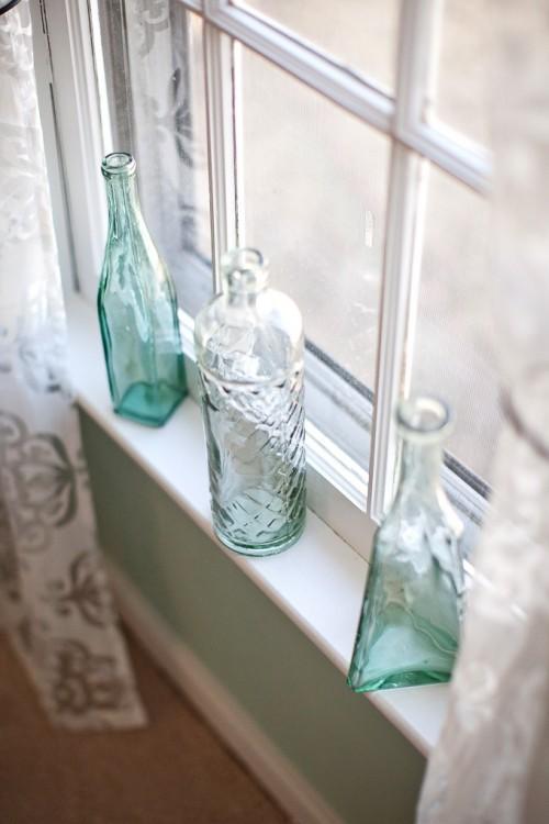 Botellas de cristal 2