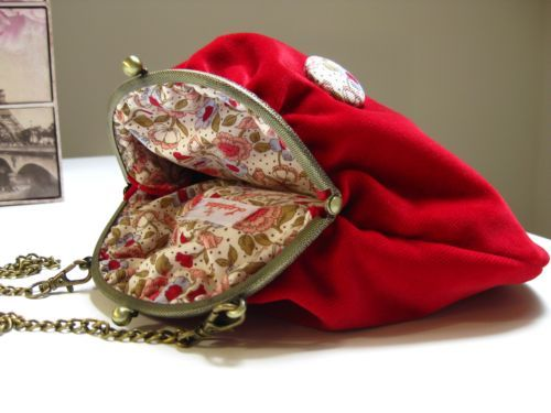 back to school leptidea bolso rojo