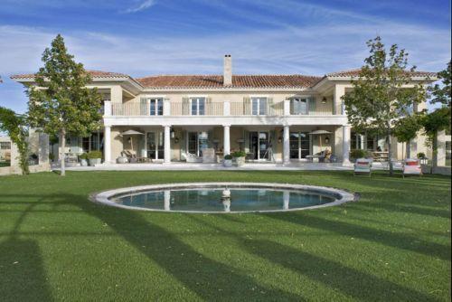 casa de campo piscina panoramica