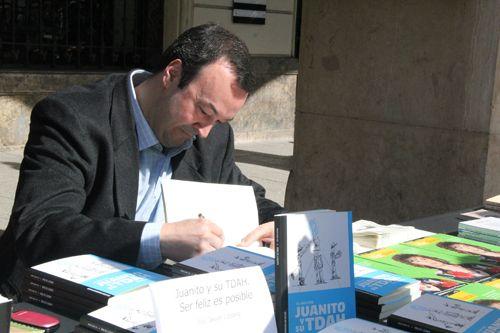 firma libros calle dia mundial libro ediciones.usj.es