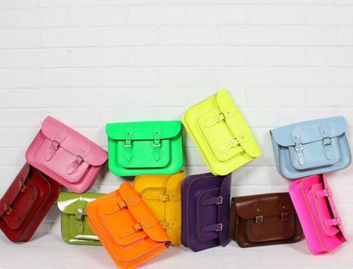 Colores flúor, moda de verano 2013