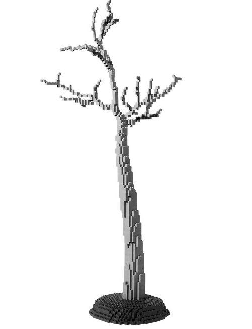 tree escultura lego nathan sawaya inpiecescollection.com