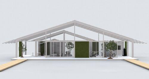 honda house vision