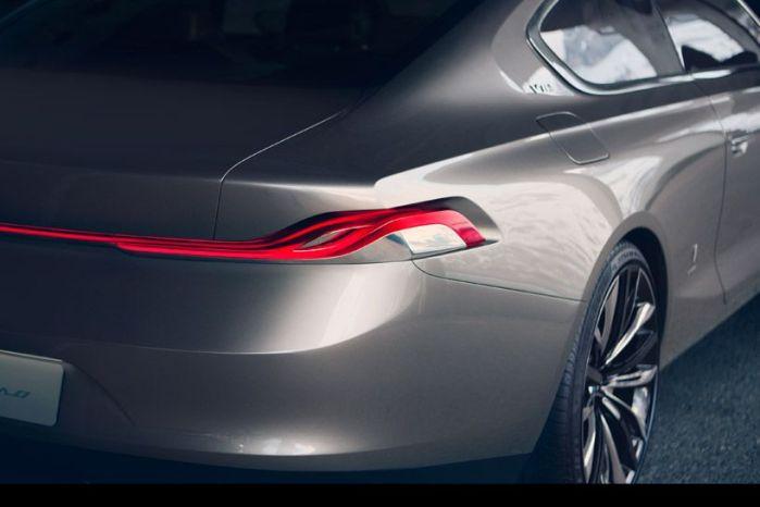 trasera gran lusso BMW