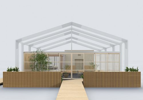 exterior casa diseñada arquitecto toyo ito designboom.com