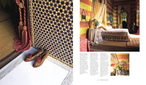 living in morocco libros decoracion estilo