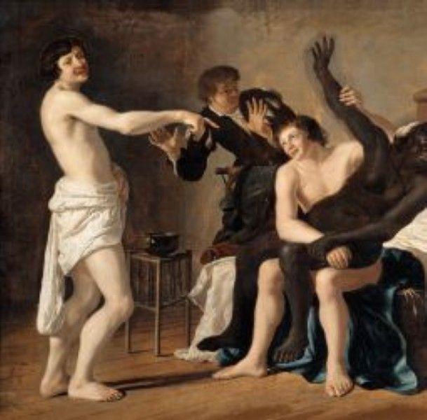 Exposición de arte barroco en el Museo Guggenheim