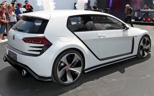 trasera volswagen design vision