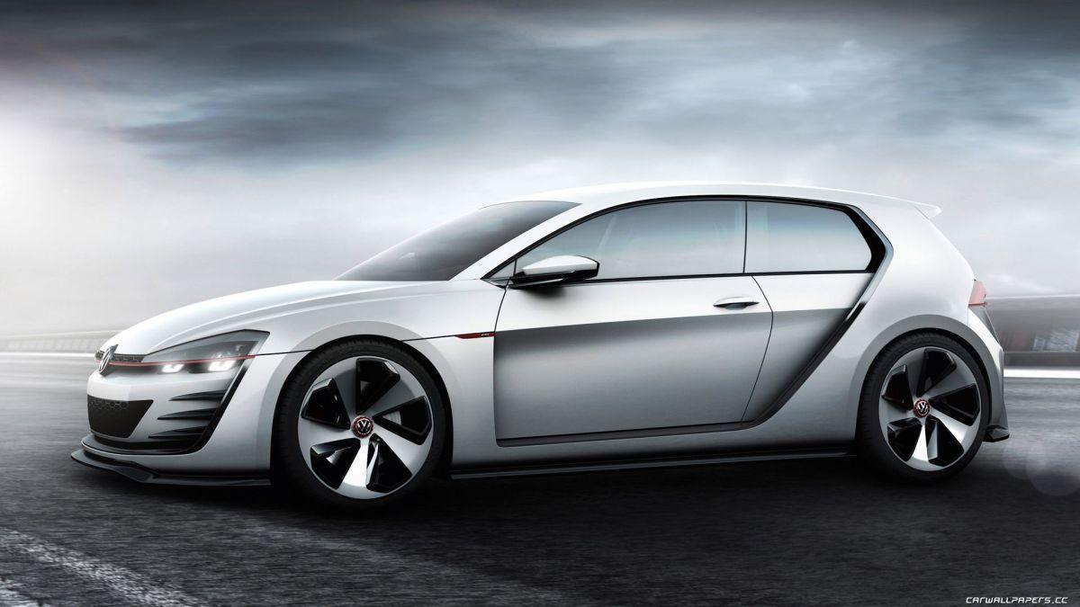 Nuevo Volkswagen Design Vision GTI