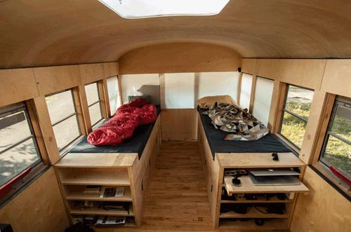 autobus vivienda rodante