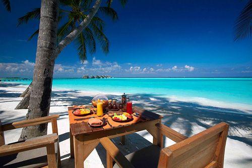 Isla tropical Lankanfushi