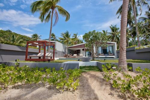 Mandalay-Beach Villa a pie de playa