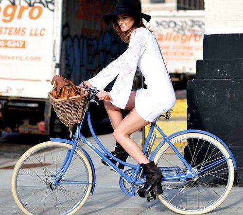 Bici vintage regalo navidad