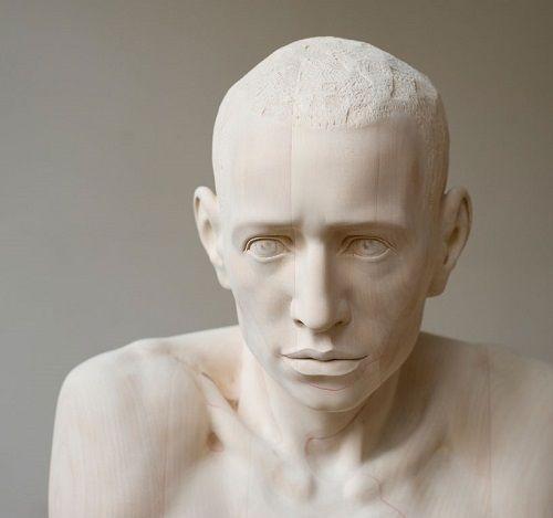 Esculturas de madera por Mario Dilitz 03