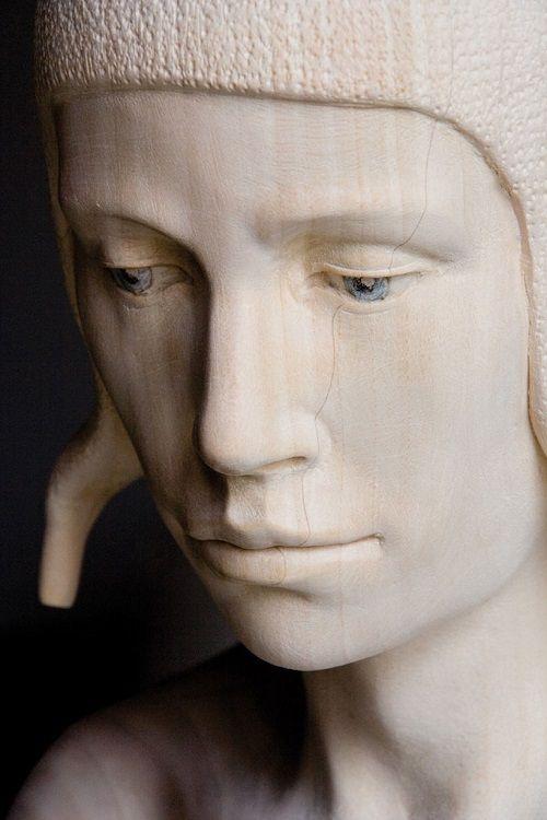 Esculturas de madera por Mario Dilitz 11