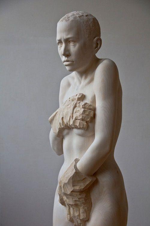 Esculturas de madera por Mario Dilitz 13
