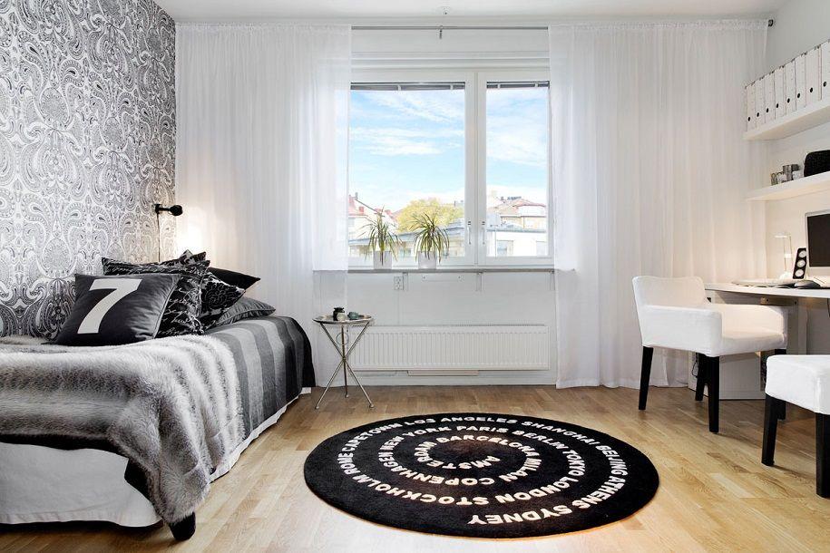 Decoración con cortinas, una infinidad de alternativas